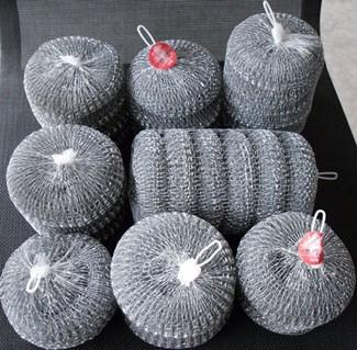 Heavy Duty Galvanized Scourer ISO9001 With Long Quality Guarantee Period