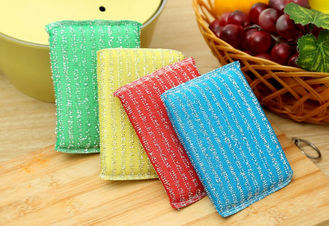 China Long Lasting Non Scratch Scouring Pad With Superior Aluminum Oxide Abrasives supplier